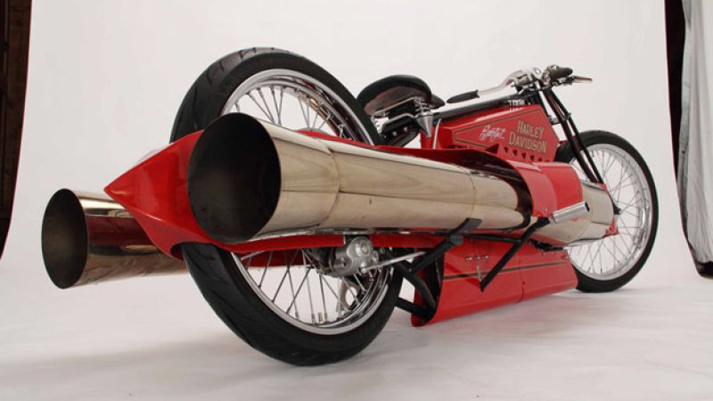 harley-davidson-exhaust ljud olagligt